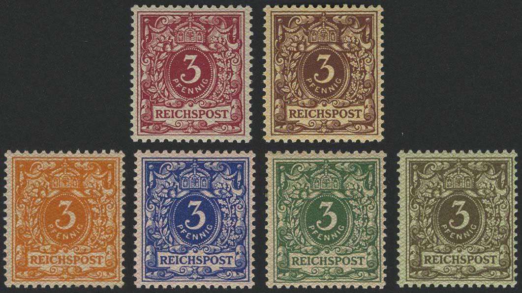 Lot 5673 - Deutsches Reich krone/adler -  Auktionshaus Ulrich Felzmann GmbH & Co. KG
