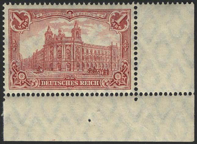 Lot 5698 - Deutsches Reich germania -  Auktionshaus Ulrich Felzmann GmbH & Co. KG