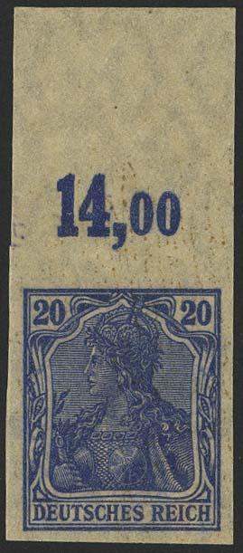 Lot 5705 - Deutsches Reich germania -  Auktionshaus Ulrich Felzmann GmbH & Co. KG