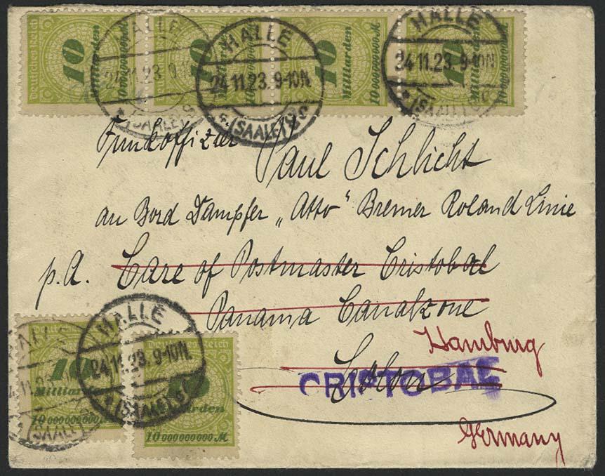 Lot 5750 - Deutsches Reich inflation -  Auktionshaus Ulrich Felzmann GmbH & Co. KG
