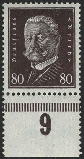 Lot 5774 - Deutsches Reich weimarer republik -  Auktionshaus Ulrich Felzmann GmbH & Co. KG