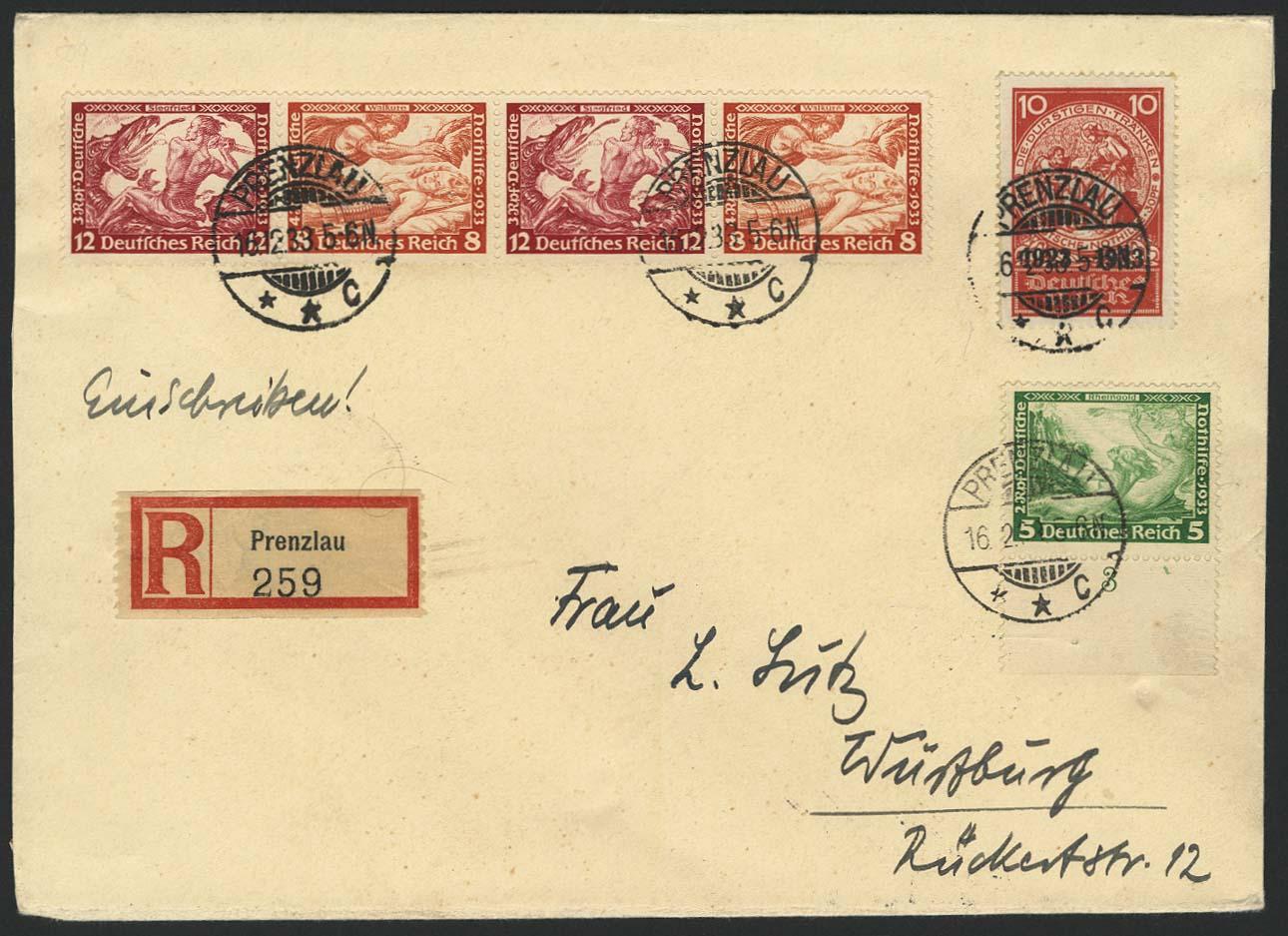 Lot 5790 - Deutsches Reich drittes reich -  Auktionshaus Ulrich Felzmann GmbH & Co. KG