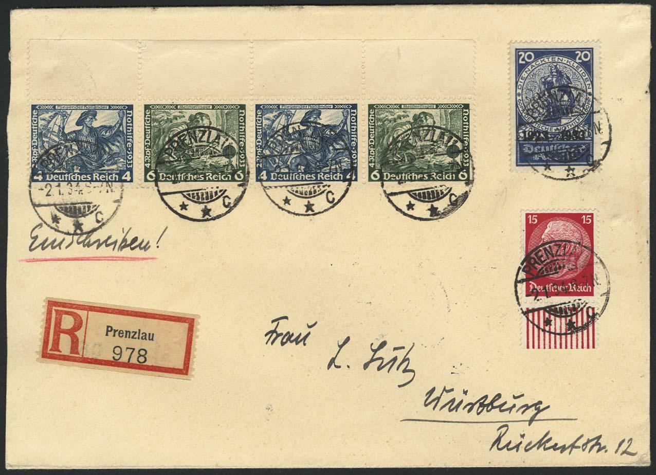 Lot 5791 - Deutsches Reich drittes reich -  Auktionshaus Ulrich Felzmann GmbH & Co. KG