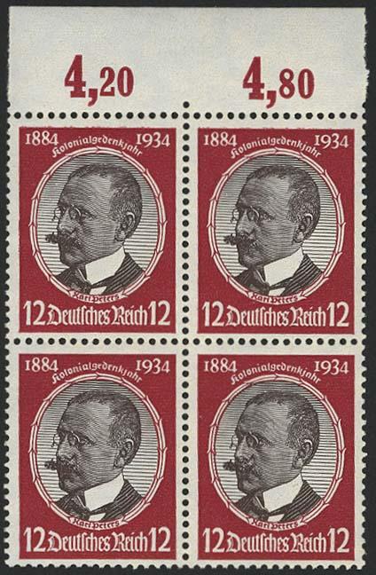 Lot 5796 - Deutsches Reich drittes reich -  Auktionshaus Ulrich Felzmann GmbH & Co. KG