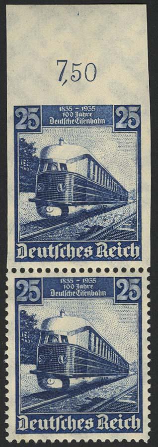 Lot 5807 - Deutsches Reich drittes reich -  Auktionshaus Ulrich Felzmann GmbH & Co. KG