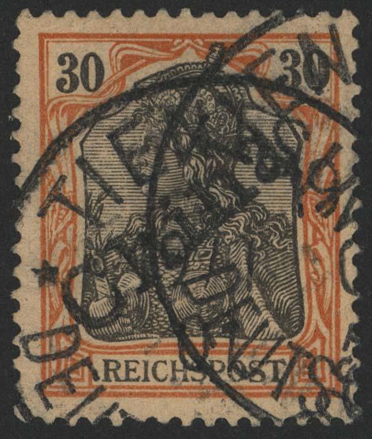 Lot 5911 - Auslandspostämter & Kolonien Deutsche Post in China - Markenausgaben -  Auktionshaus Ulrich Felzmann GmbH & Co. KG