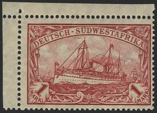 Lot 5933 - Auslandspostämter & Kolonien Deutsch-Südwestafrika - Markenausgaben -  Auktionshaus Ulrich Felzmann GmbH & Co. KG