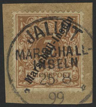 Lot 5963 - Auslandspostämter & Kolonien Marshall-Inseln - Markenausgaben -  Auktionshaus Ulrich Felzmann GmbH & Co. KG