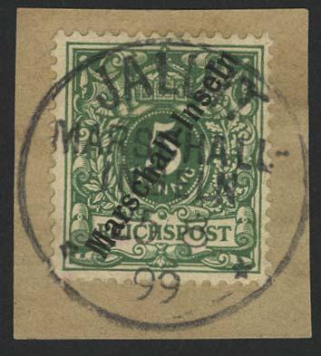 Lot 5964 - Auslandspostämter & Kolonien Marshall-Inseln - Markenausgaben -  Auktionshaus Ulrich Felzmann GmbH & Co. KG