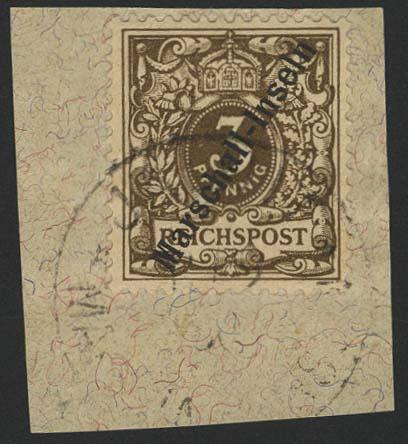 Lot 5965 - Auslandspostämter & Kolonien Marshall-Inseln - Markenausgaben -  Auktionshaus Ulrich Felzmann GmbH & Co. KG