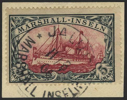 Lot 5969 - Auslandspostämter & Kolonien Marshall-Inseln - Markenausgaben -  Auktionshaus Ulrich Felzmann GmbH & Co. KG