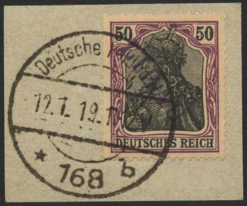 Lot 5979 - besetzungen i. weltkrieg Postgebiet Ober-Ost - Libau -  Auktionshaus Ulrich Felzmann GmbH & Co. KG