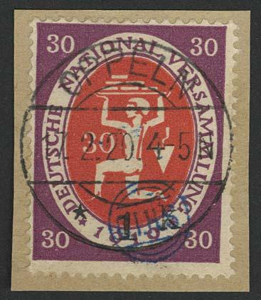 Lot 6023 - deutsche abstimmungsgebiete Oberschlesien - Oppelner Notausgaben -  Auktionshaus Ulrich Felzmann GmbH & Co. KG
