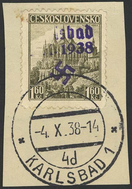 Lot 6136 - sudetenland karlsbad -  Auktionshaus Ulrich Felzmann GmbH & Co. KG
