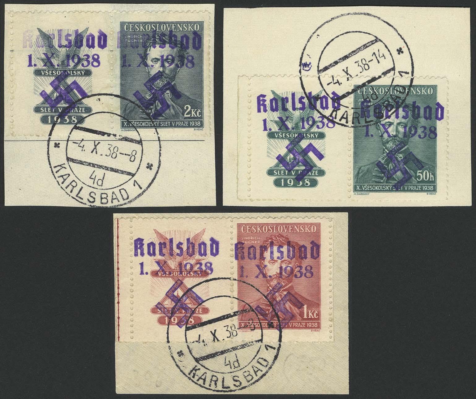 Lot 6190 - sudetenland karlsbad -  Auktionshaus Ulrich Felzmann GmbH & Co. KG