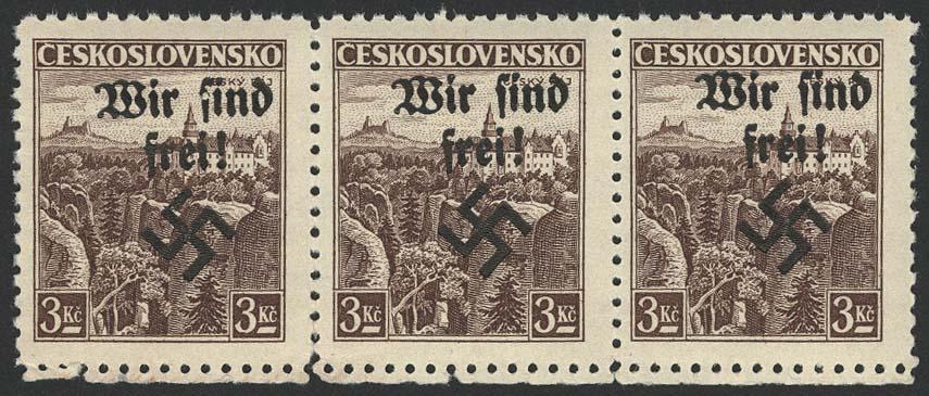 Lot 6222 - sudetenland Rumburg - Markenausgaben -  Auktionshaus Ulrich Felzmann GmbH & Co. KG