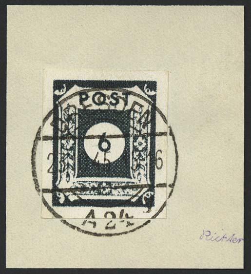 Lot 6365 - sbz Ost-Sachsen - Markenausgaben Nr. 41-50 -  Auktionshaus Ulrich Felzmann GmbH & Co. KG