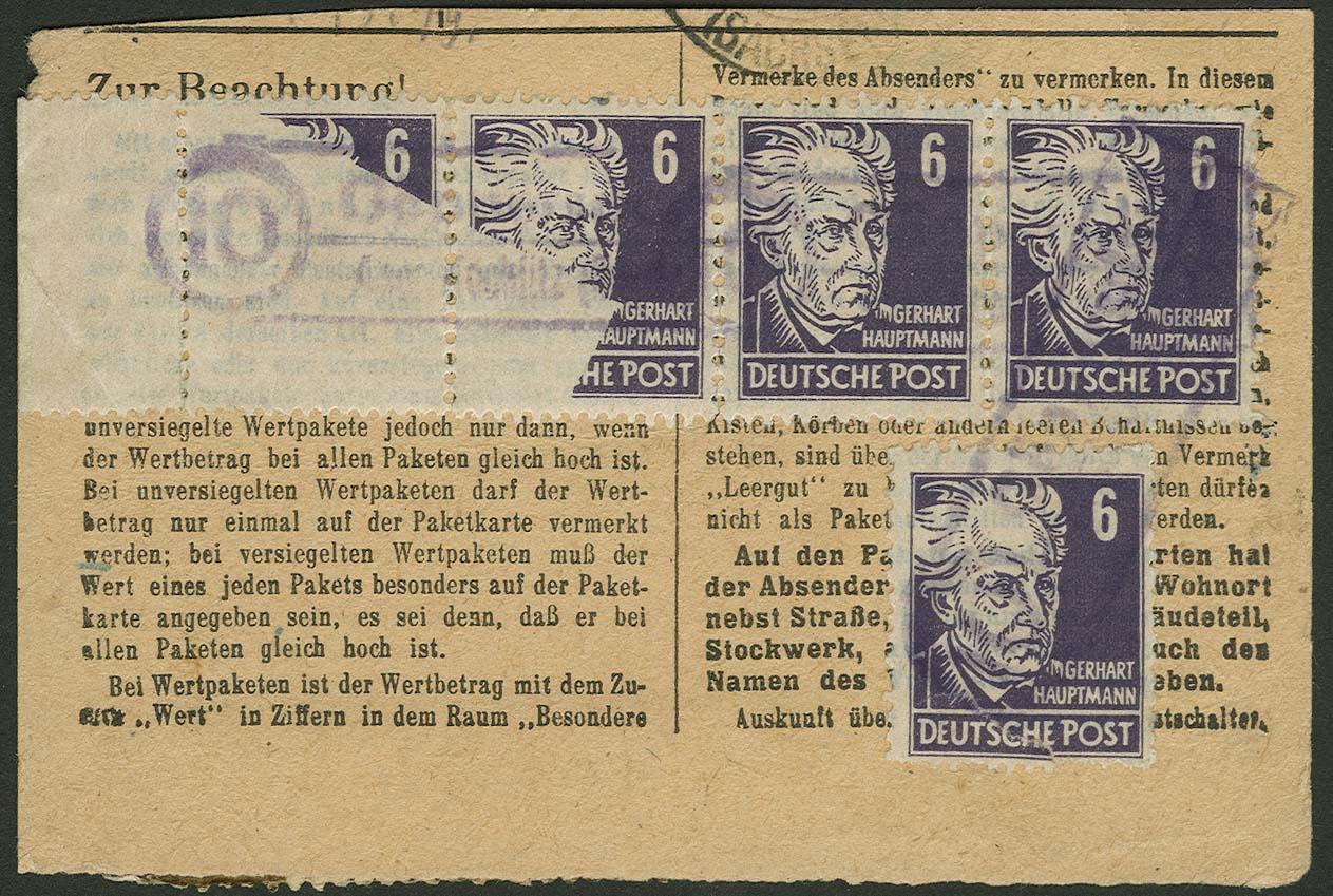 Lot 6407 - sbz Allgemeine Ausgaben -  Auktionshaus Ulrich Felzmann GmbH & Co. KG
