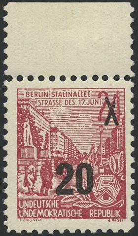 Lot 6462 - ddr propagandafälschungen -  Auktionshaus Ulrich Felzmann GmbH & Co. KG