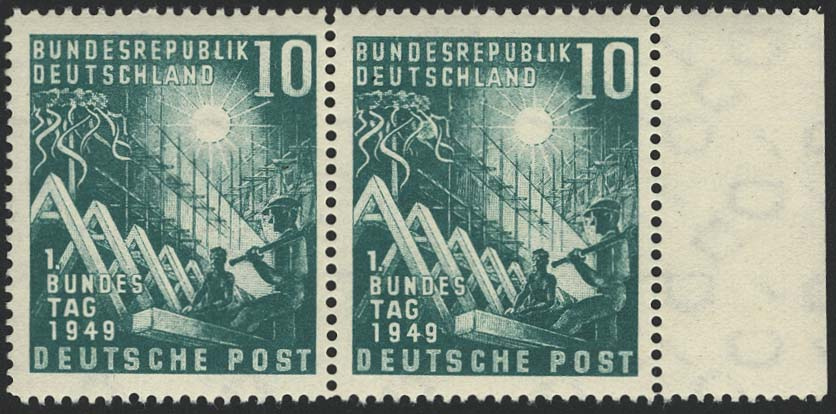 Lot 6552 - bundesrepublik deutschland Markenausgaben -  Auktionshaus Ulrich Felzmann GmbH & Co. KG