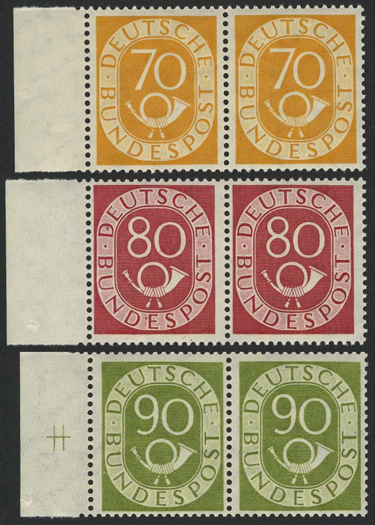 Lot 6562 - bundesrepublik deutschland Markenausgaben -  Auktionshaus Ulrich Felzmann GmbH & Co. KG