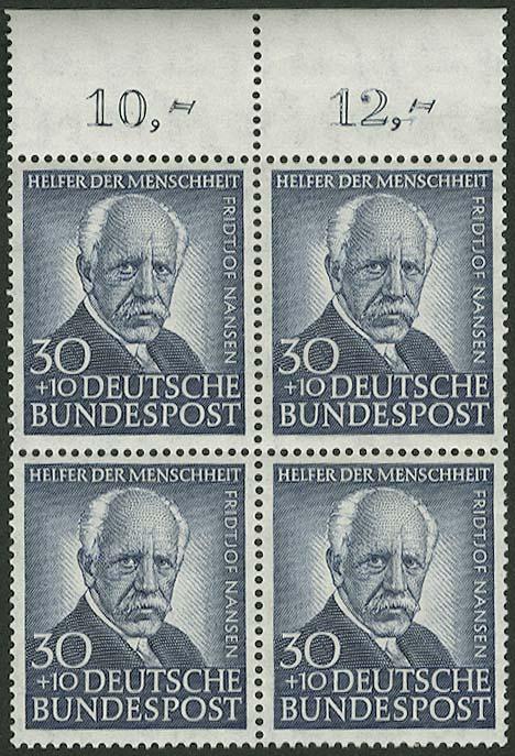 Lot 6597 - bundesrepublik deutschland Markenausgaben -  Auktionshaus Ulrich Felzmann GmbH & Co. KG