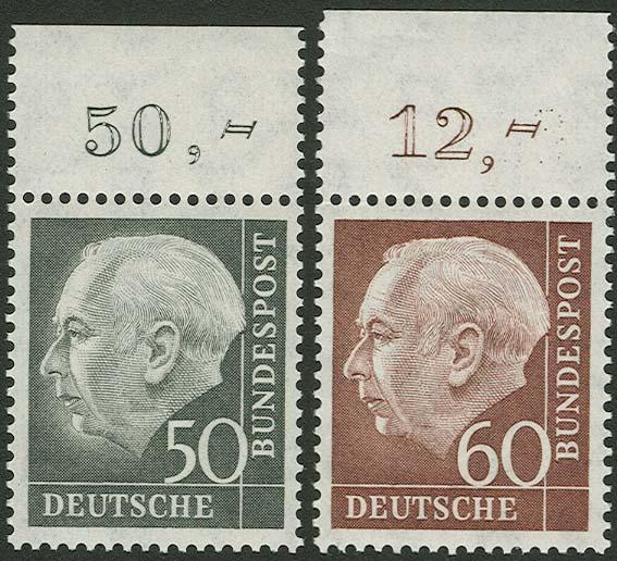 Lot 6599 - bundesrepublik deutschland Markenausgaben -  Auktionshaus Ulrich Felzmann GmbH & Co. KG