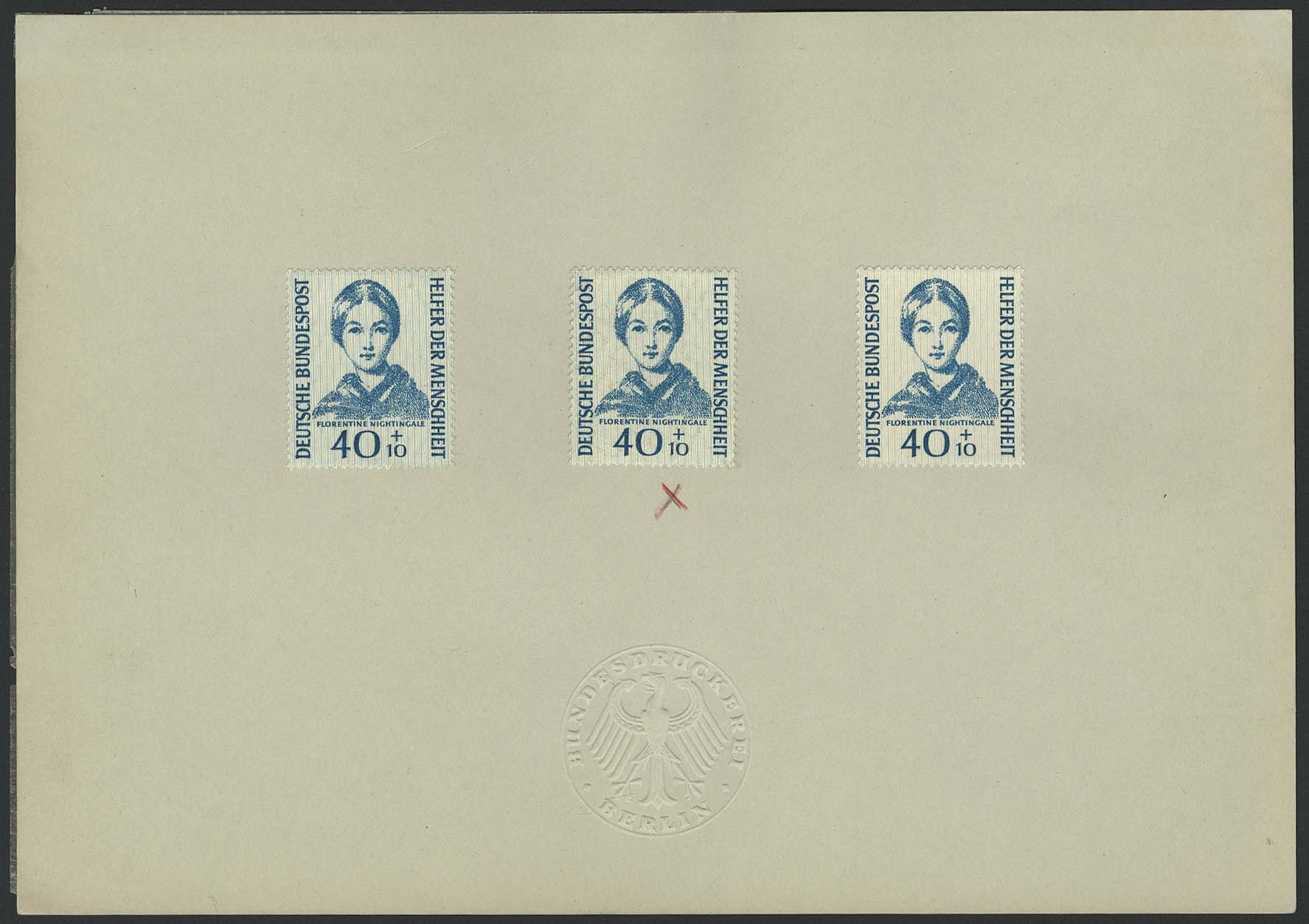 Lot 6616 - bundesrepublik deutschland Markenausgaben -  Auktionshaus Ulrich Felzmann GmbH & Co. KG