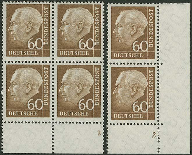 Lot 6618 - bundesrepublik deutschland Markenausgaben -  Auktionshaus Ulrich Felzmann GmbH & Co. KG