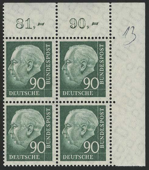 Lot 6619 - bundesrepublik deutschland Markenausgaben -  Auktionshaus Ulrich Felzmann GmbH & Co. KG