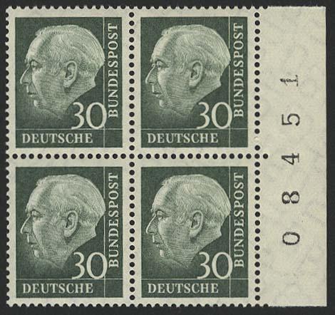 Lot 6620 - bundesrepublik deutschland Markenausgaben -  Auktionshaus Ulrich Felzmann GmbH & Co. KG