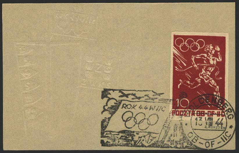 Lot 6676 - thematik olympische spiele -  Auktionshaus Ulrich Felzmann GmbH & Co. KG