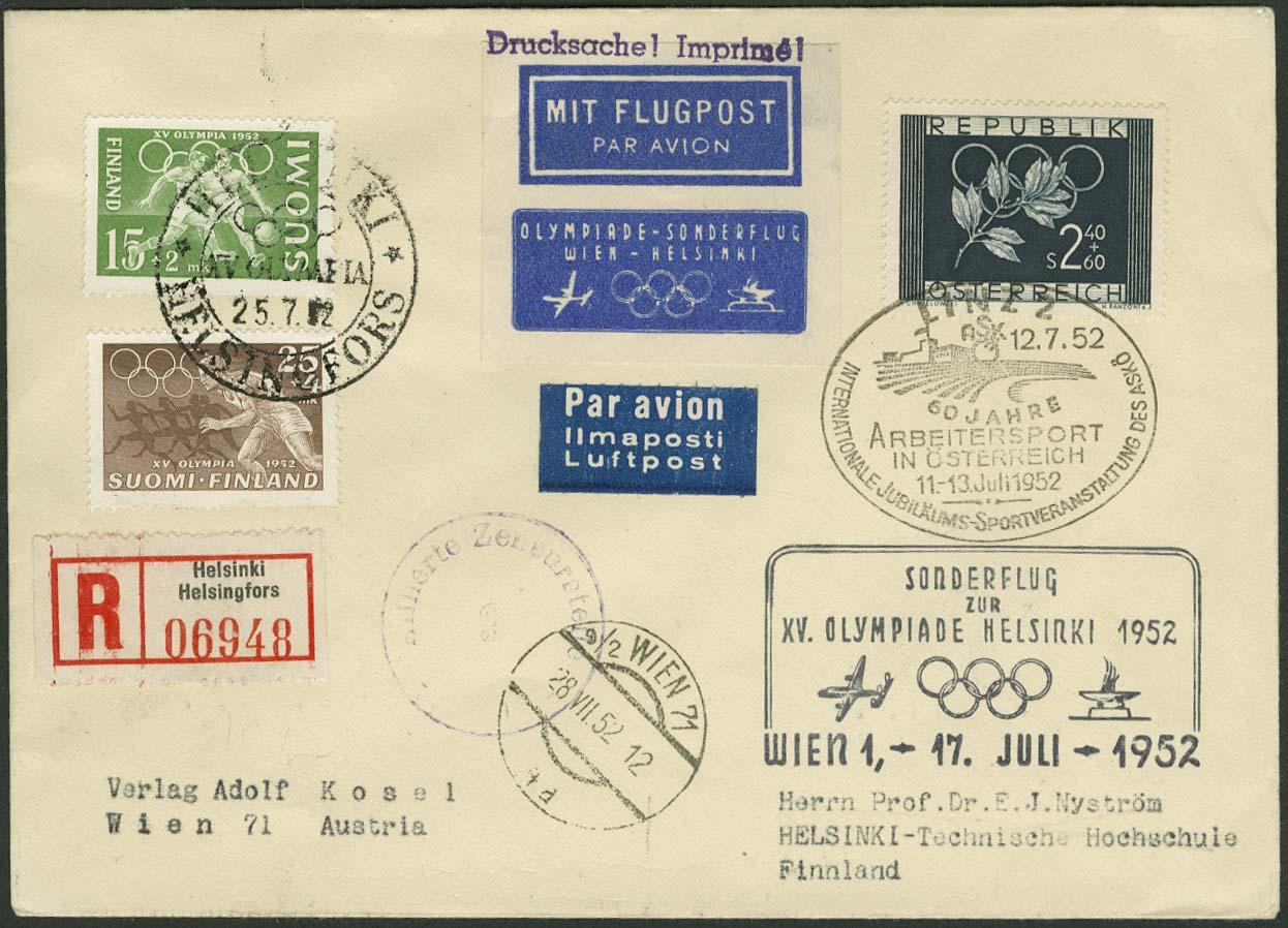 Lot 6687 - thematik olympische spiele -  Auktionshaus Ulrich Felzmann GmbH & Co. KG