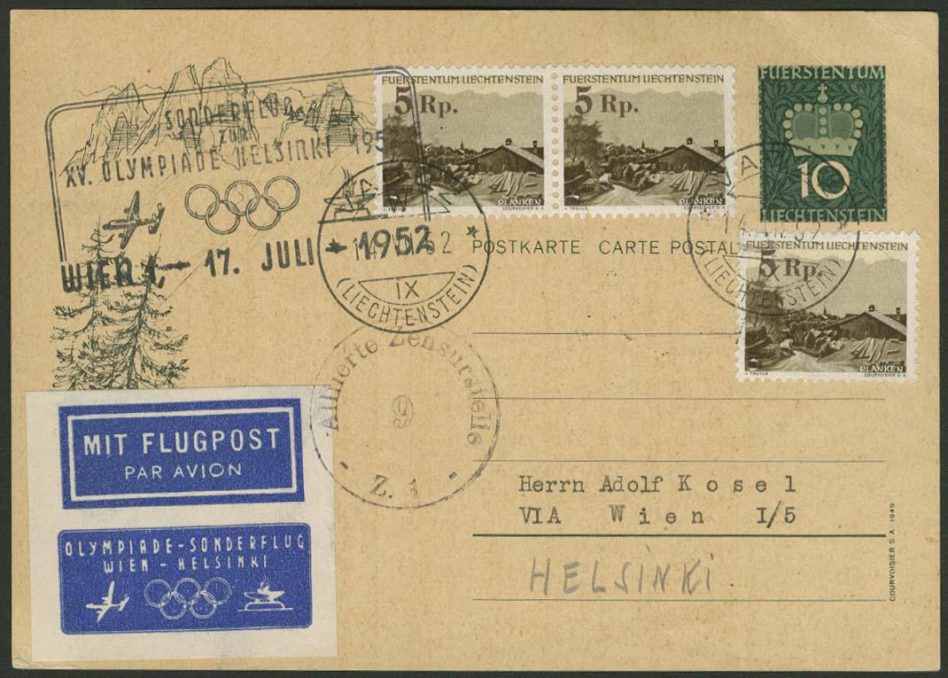 Lot 6689 - thematik olympische spiele -  Auktionshaus Ulrich Felzmann GmbH & Co. KG