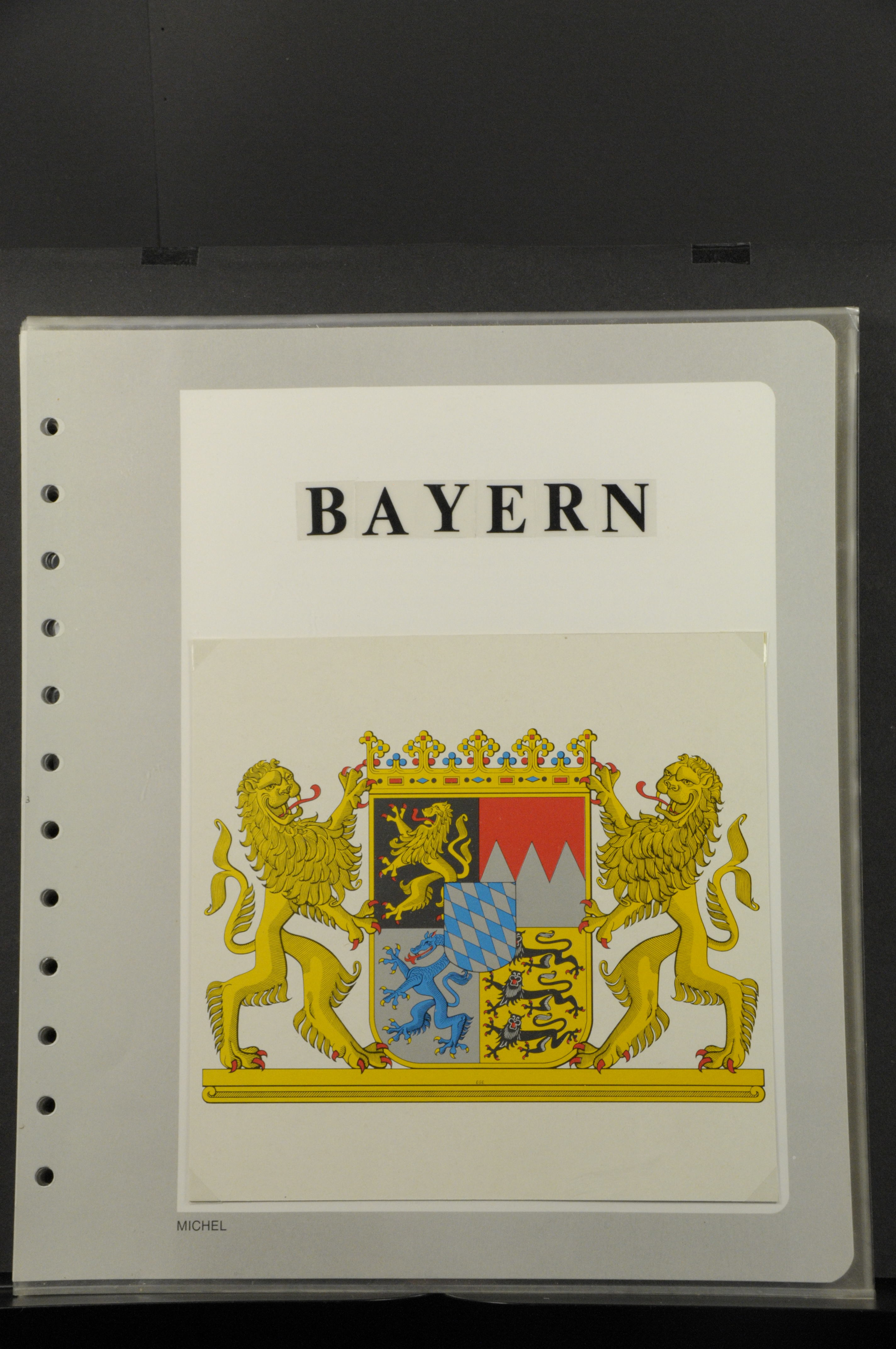Lot 7835 - altdeutschland Bayern - Markenausgaben -  Auktionshaus Ulrich Felzmann GmbH & Co. KG