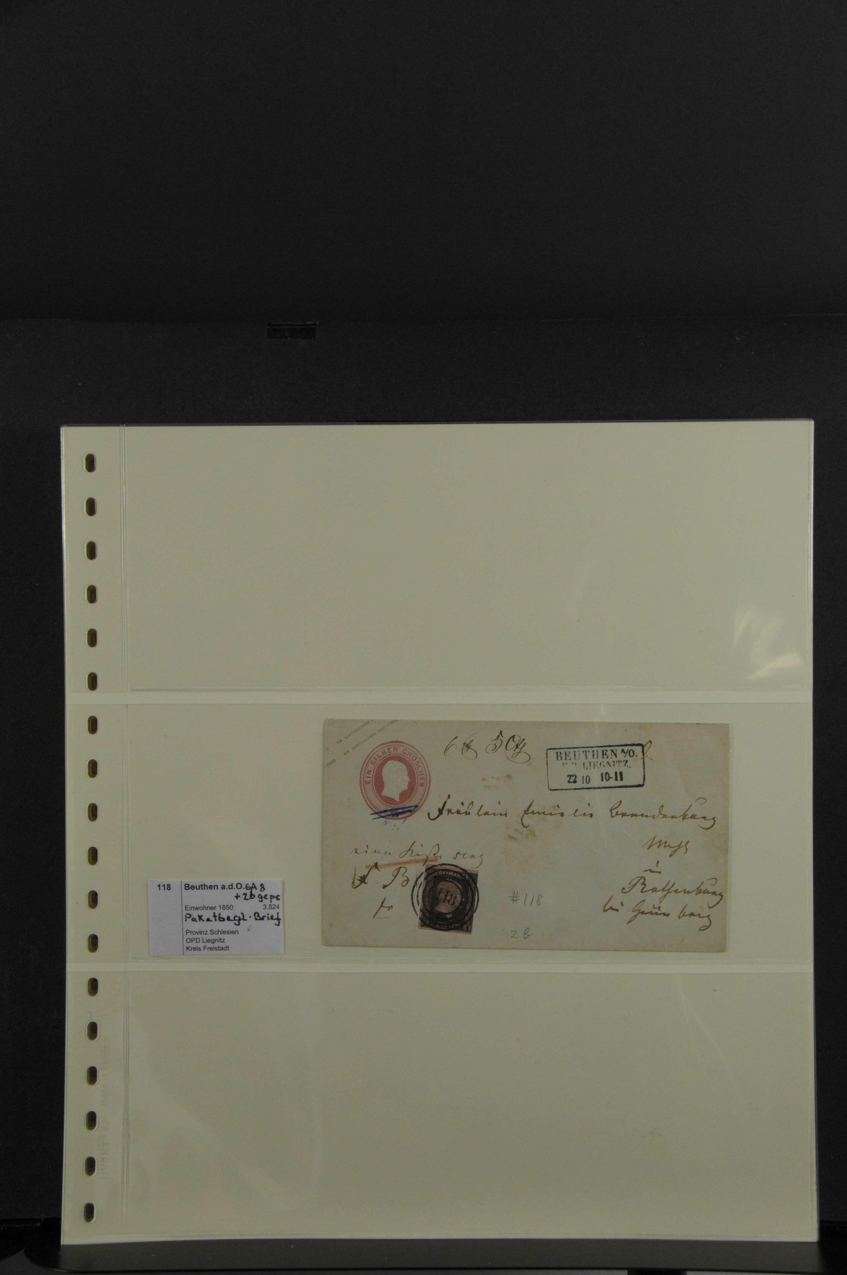 Lot 7858 - altdeutschland Preussen - Nummernstempel -  Auktionshaus Ulrich Felzmann GmbH & Co. KG
