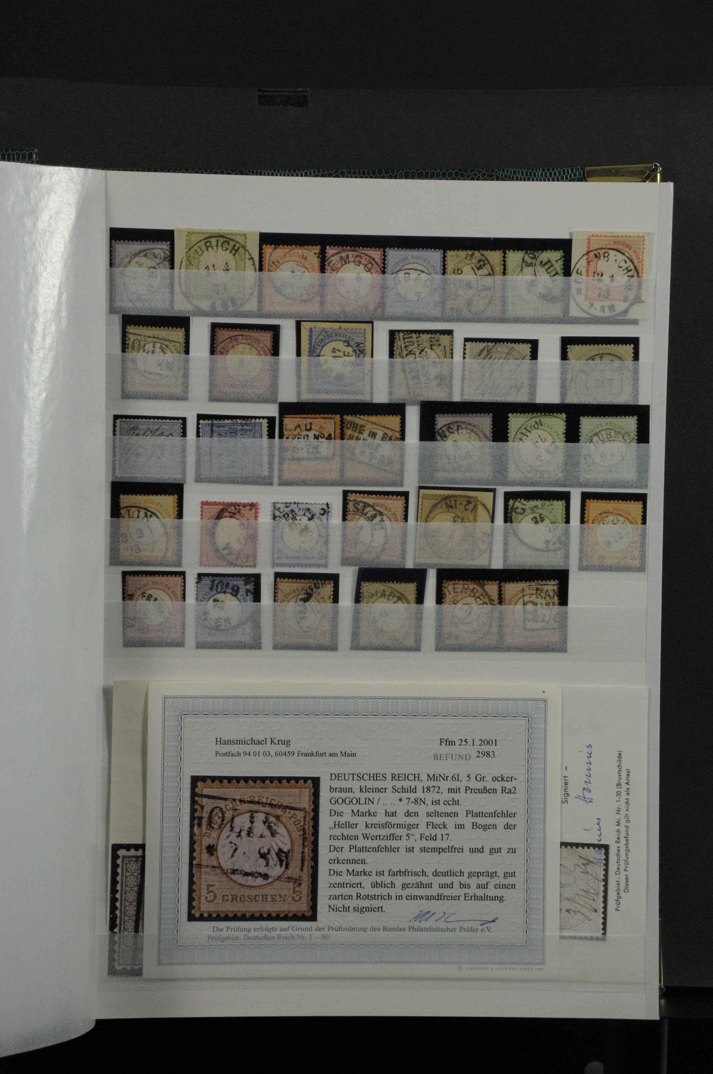 Lot 7909 - Deutsches Reich Allgemein -  Auktionshaus Ulrich Felzmann GmbH & Co. KG Auction 165 | Philately, Airmail, Zeppelinmail and Astrophilately, international,  German and collections.
