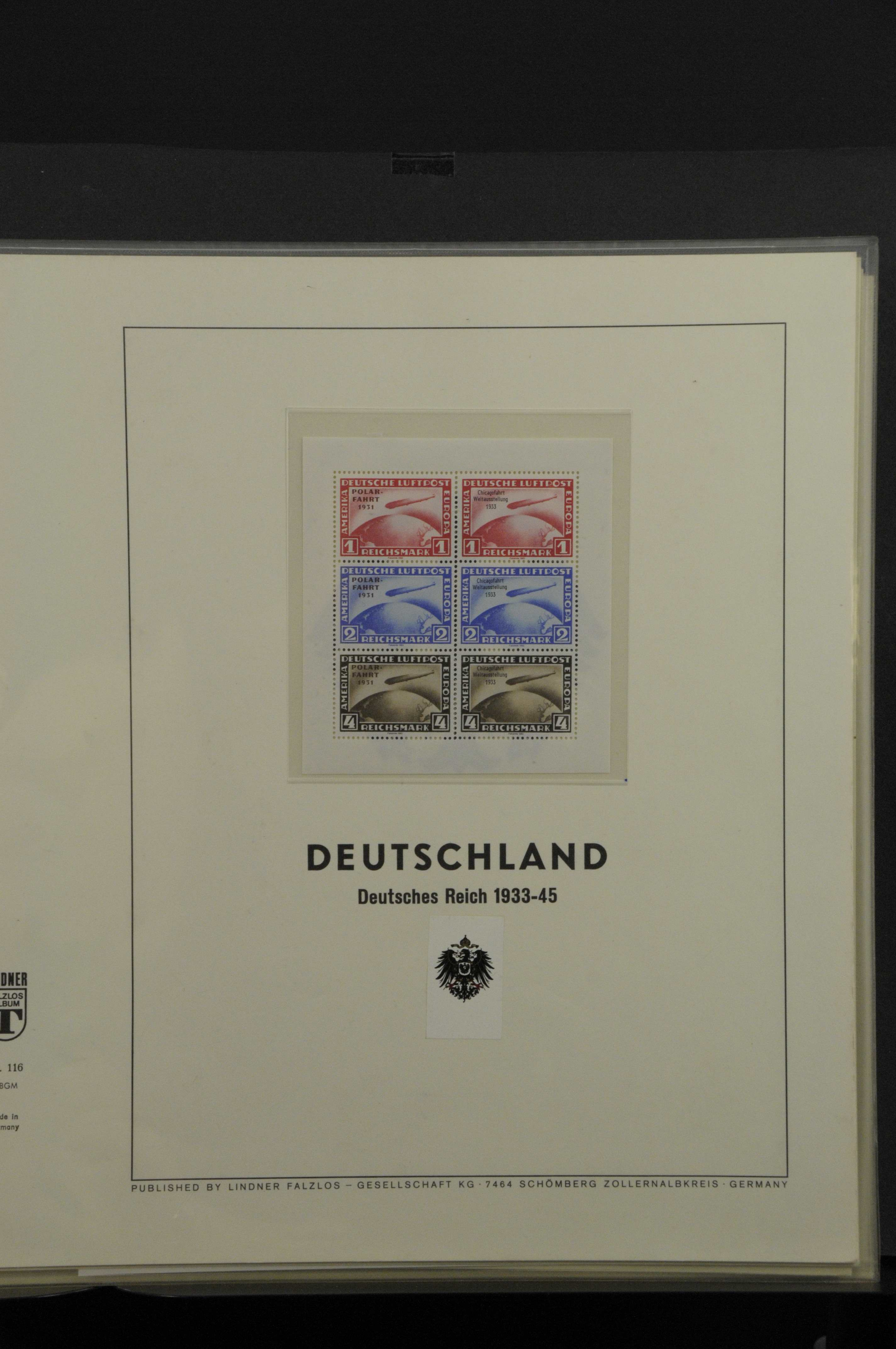 Lot 7935 - Deutsches Reich drittes reich -  Auktionshaus Ulrich Felzmann GmbH & Co. KG Auction 165   Philately, Airmail, Zeppelinmail and Astrophilately, international,  German and collections.