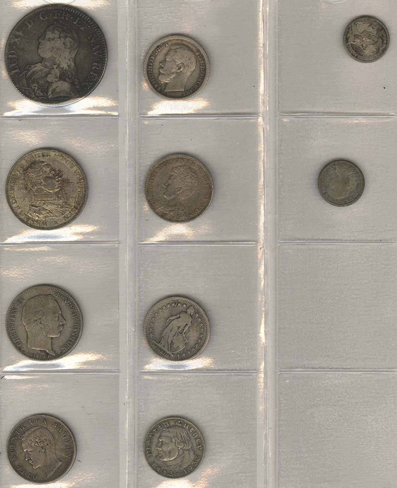 Lot 9101 - sammlungen Nachlässe & Sammlungsaufgaben -  Auktionshaus Ulrich Felzmann GmbH & Co. KG Coins single lots