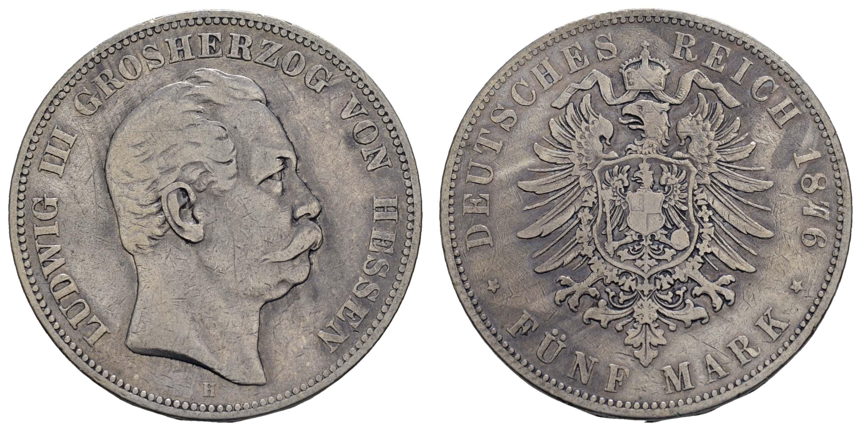 Lot 9149 - sammlungen Deutschland 1800-1871 -  Auktionshaus Ulrich Felzmann GmbH & Co. KG Coins single lots