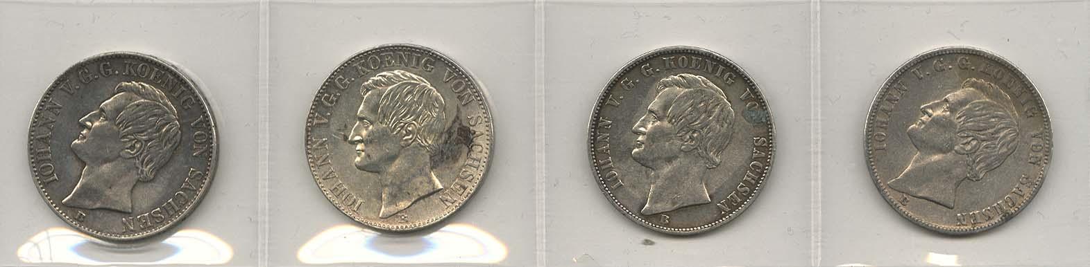 Lot 9151 - sammlungen Deutschland 1800-1871 -  Auktionshaus Ulrich Felzmann GmbH & Co. KG Coins single lots