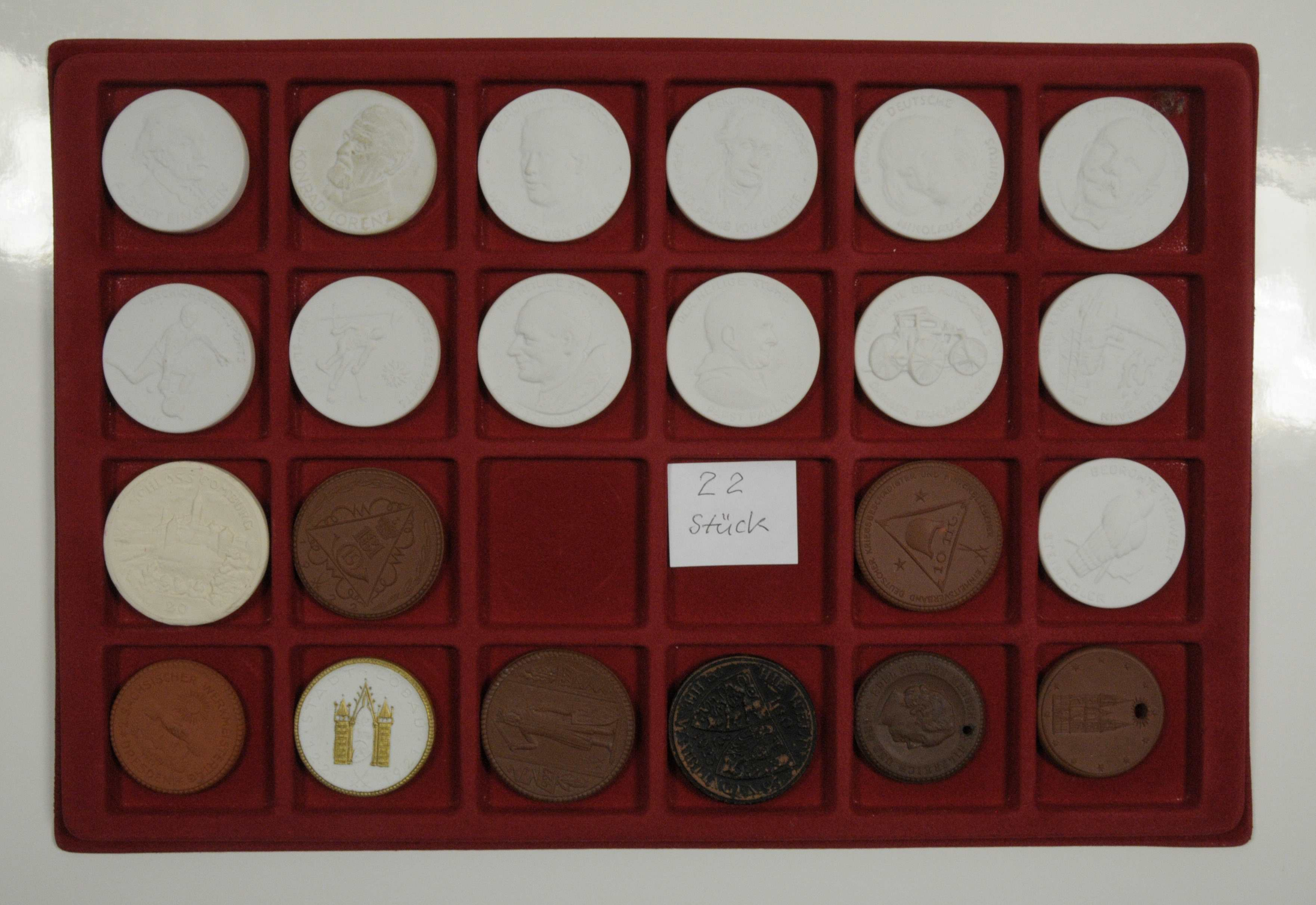 Lot 9195 - sammlungen Notgeldmünzen 1914-1923 -  Auktionshaus Ulrich Felzmann GmbH & Co. KG Coins single lots