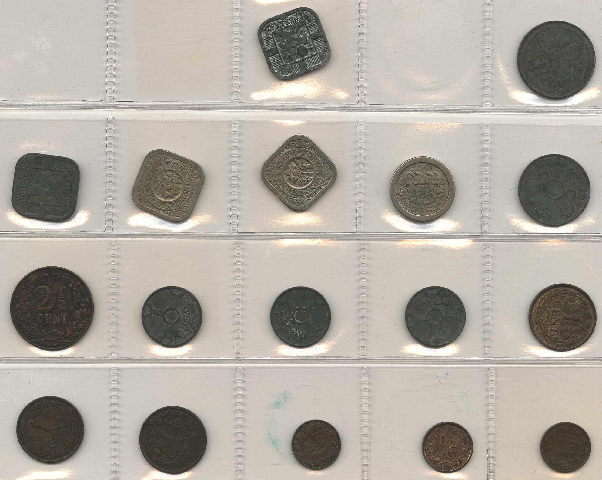 Lot 9306 - sammlungen Europa ab 1800 - Niederlande -  Auktionshaus Ulrich Felzmann GmbH & Co. KG Coins single lots