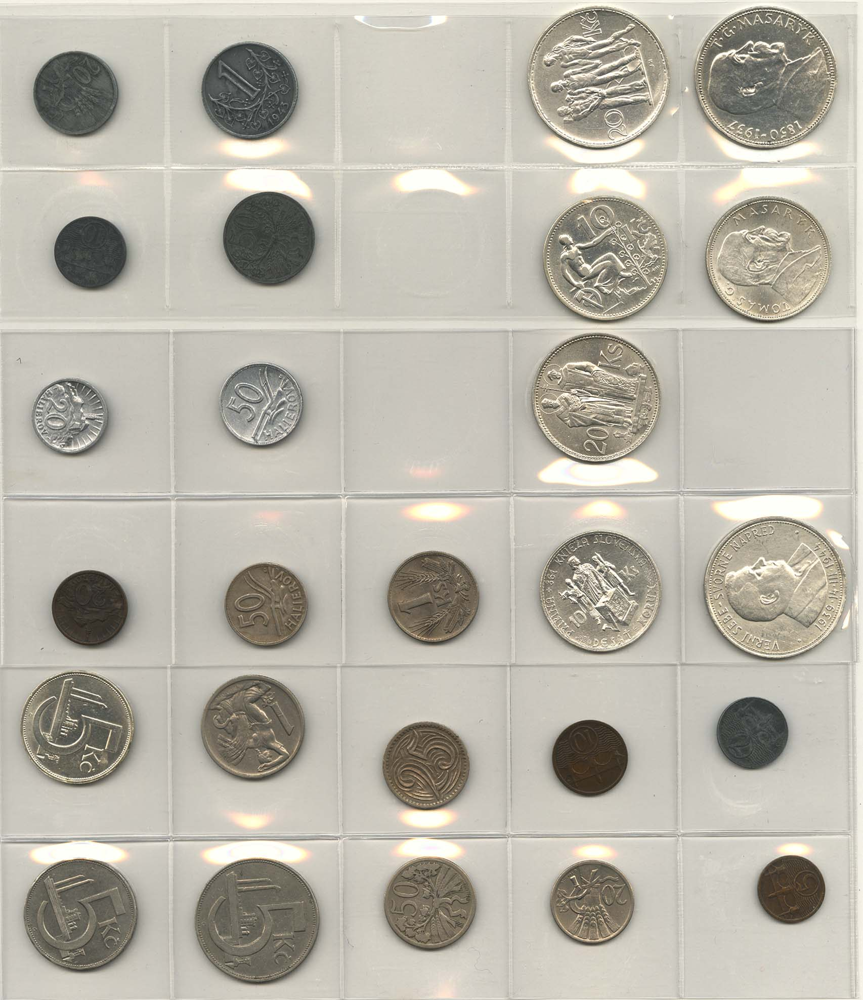 Lot 9338 - sammlungen Europa ab 1800 - Tschechoslowakei -  Auktionshaus Ulrich Felzmann GmbH & Co. KG Coins single lots