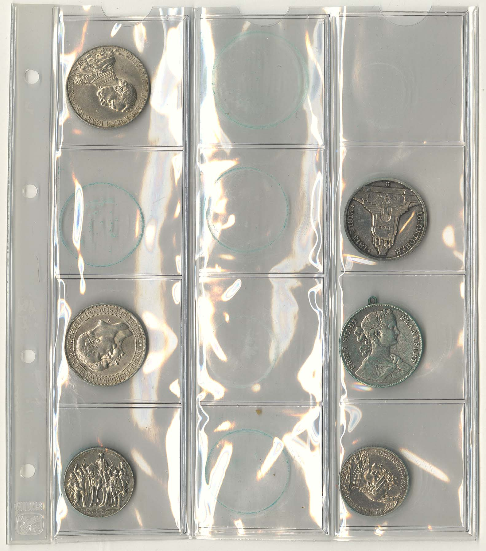 Lot 680 - Deutschland Kaiserreich Silbermünzen Allgemein  -  Auktionshaus Ulrich Felzmann GmbH & Co. KG Auction 169