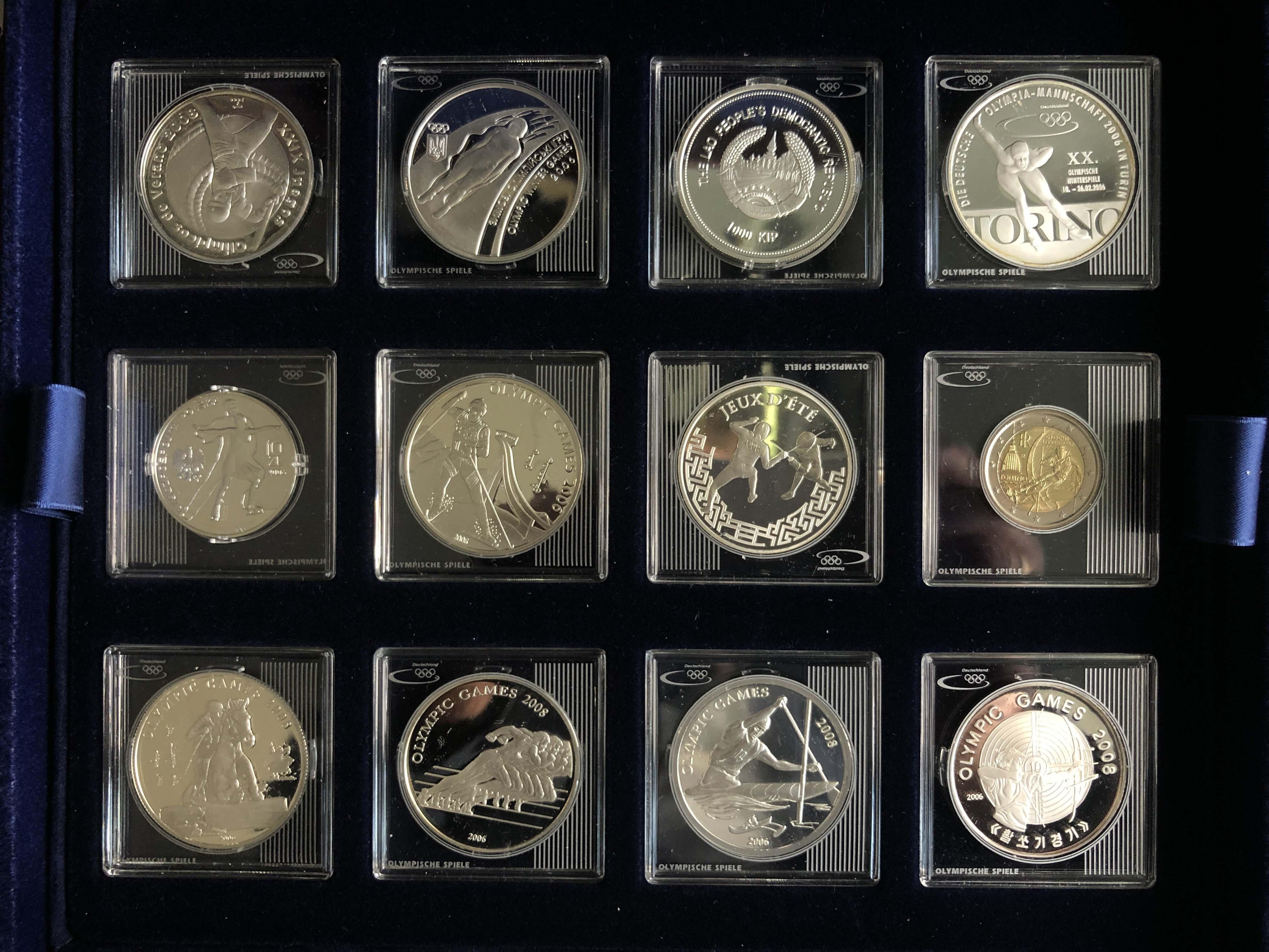 Lot 2652 - Sammlungen Thematik Olympische Spiele S -  Auktionshaus Ulrich Felzmann GmbH & Co. KG Auction 169