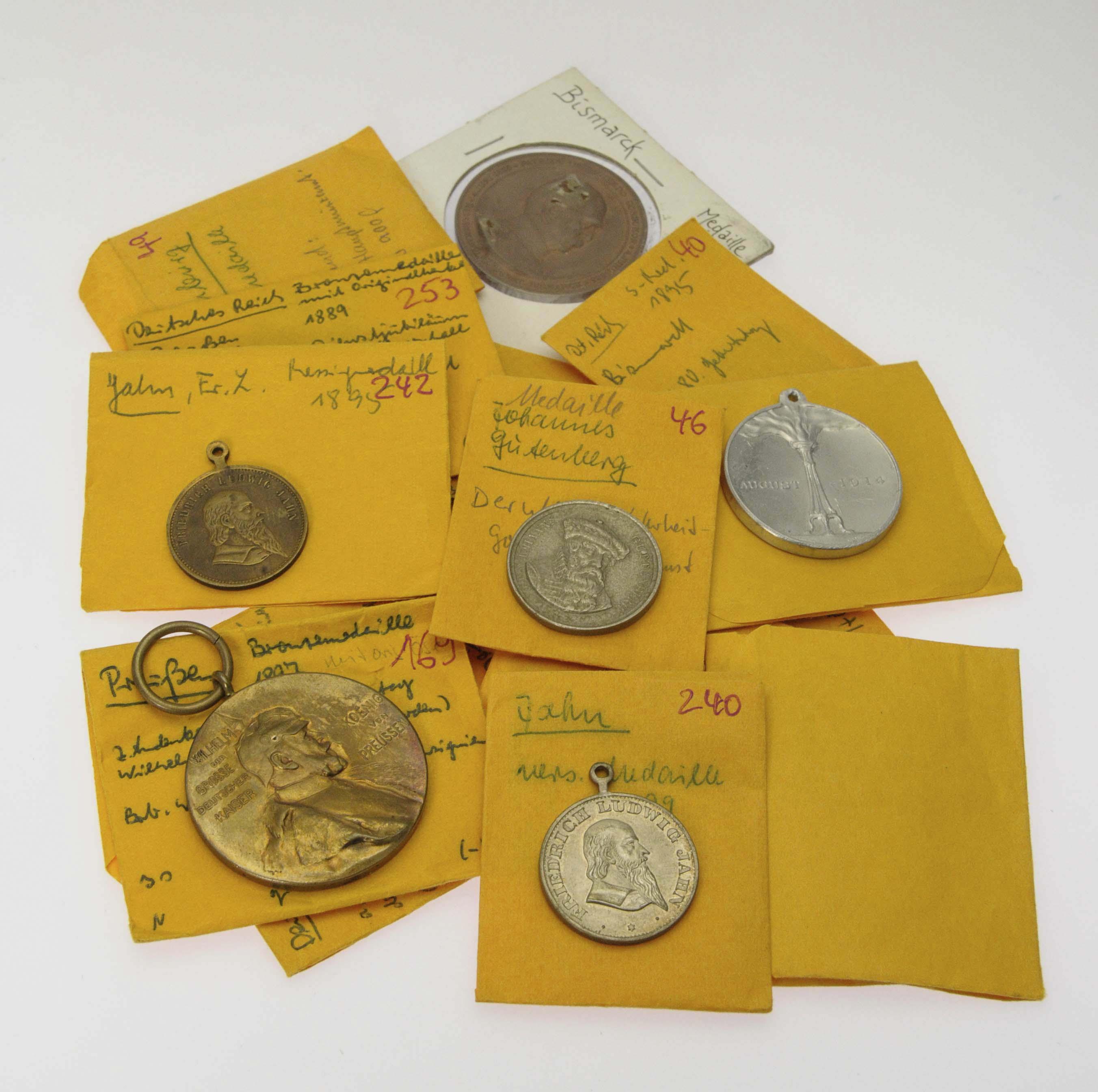 Lot 2674 - Sammlungen Medaillen Deutschland S -  Auktionshaus Ulrich Felzmann GmbH & Co. KG Auction 169