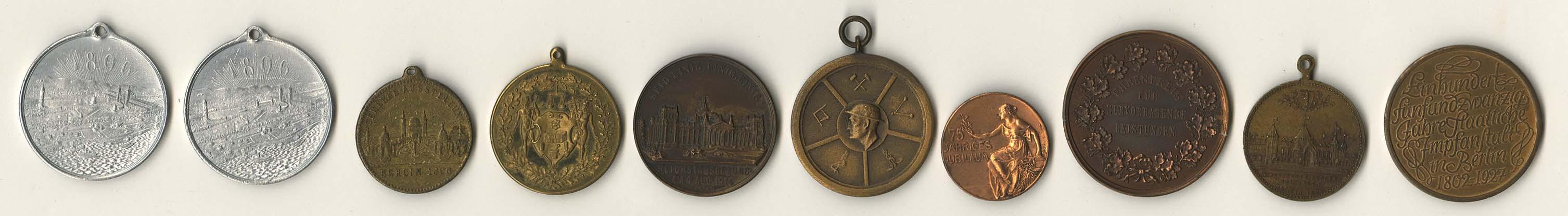 Lot 2678 - Sammlungen Medaillen Deutschland S -  Auktionshaus Ulrich Felzmann GmbH & Co. KG Auction 169