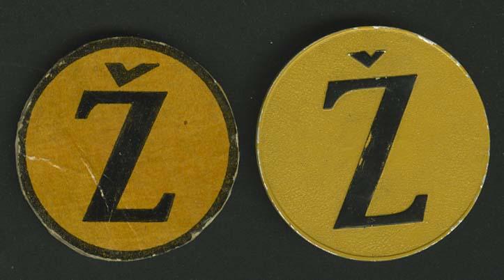 Lot 5031 - Lagerpost II. WK Dokumente der NS-Verfolgten 1933-1945  -  Auktionshaus Ulrich Felzmann GmbH & Co. KG Auction 169