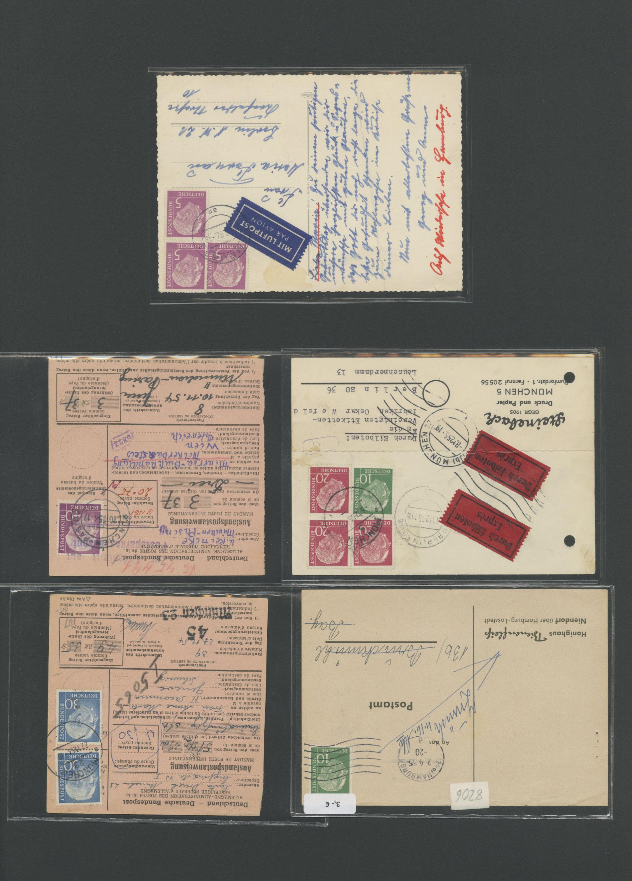 Lot 7460 - Bundesrepublik Deutschland Briefposten S -  Auktionshaus Ulrich Felzmann GmbH & Co. KG Auction 169